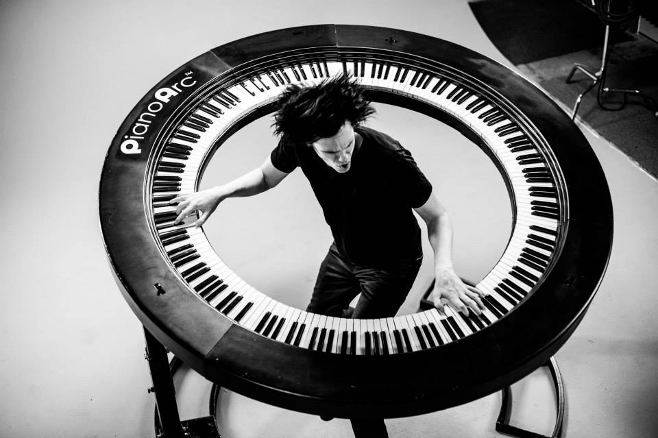 About the PianoArc, the Circular Keyboard Controller