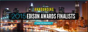 PianoArc is a 2015 Edison Awards Finalist